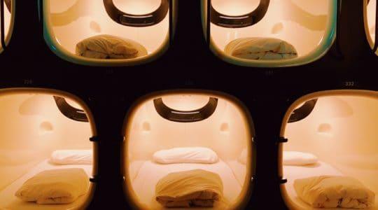 Best capsule hotels in tokyo