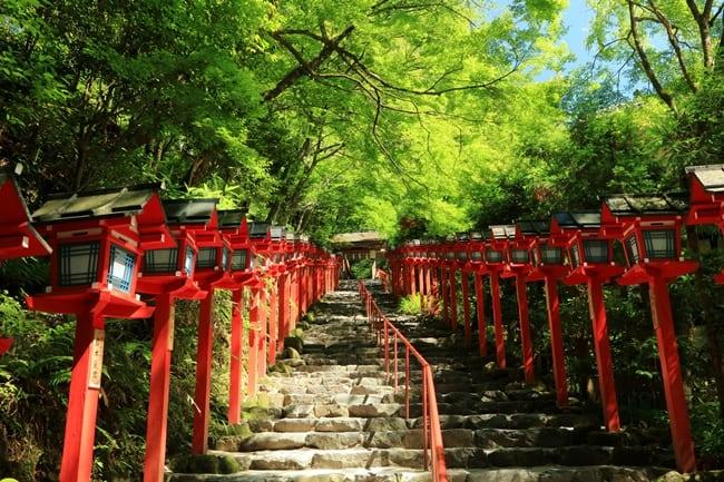 Kifune-Shrine-Kibune