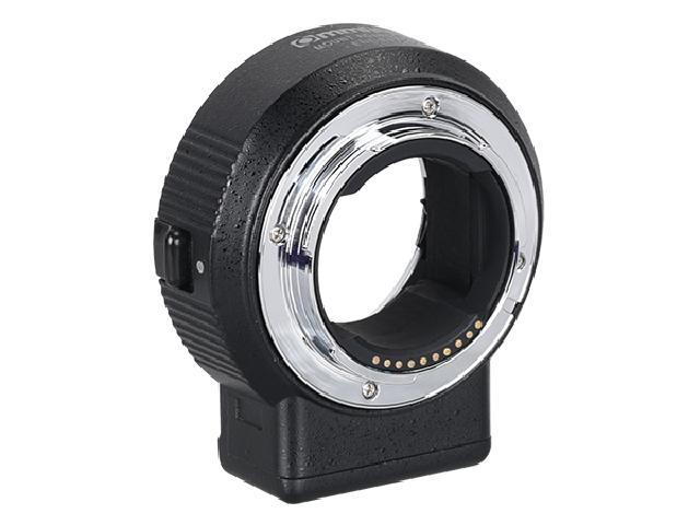 Canon to nikon lens adapter amazon
