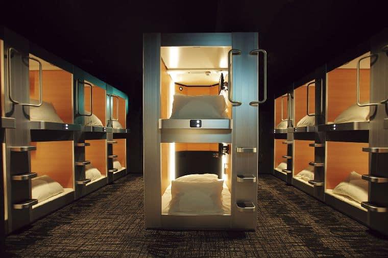 ベストカプセルホテル東京