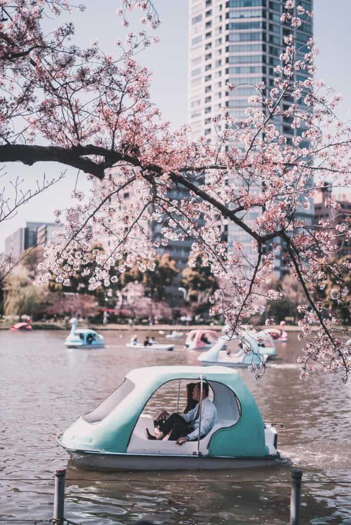 Tokyo weekend itinerary