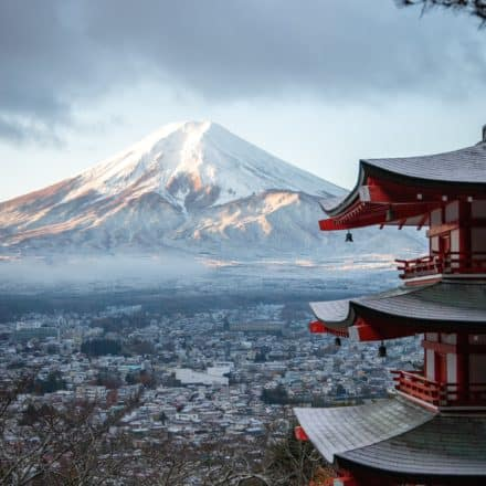 Guide to Climbing Mount Fuji