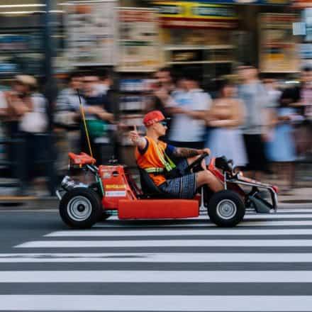 東京のマリオカートガイド