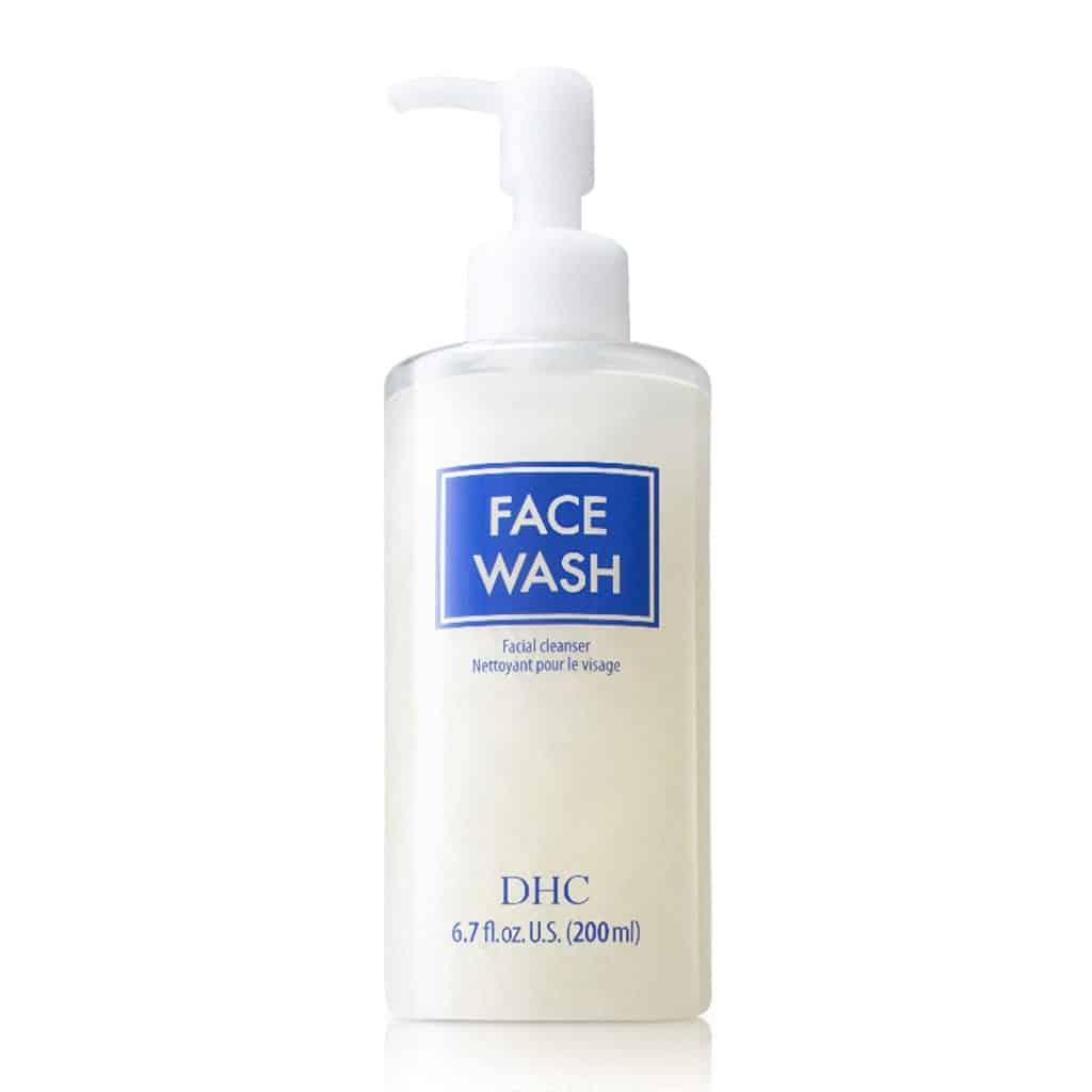 biore acne care facial washing foam