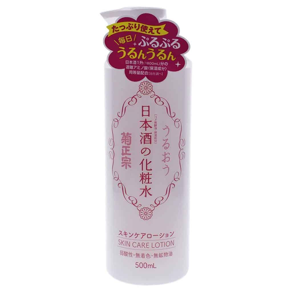 sake lotion daiso