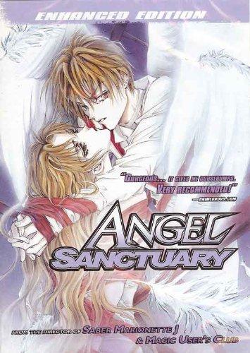 anime where mc is an angel