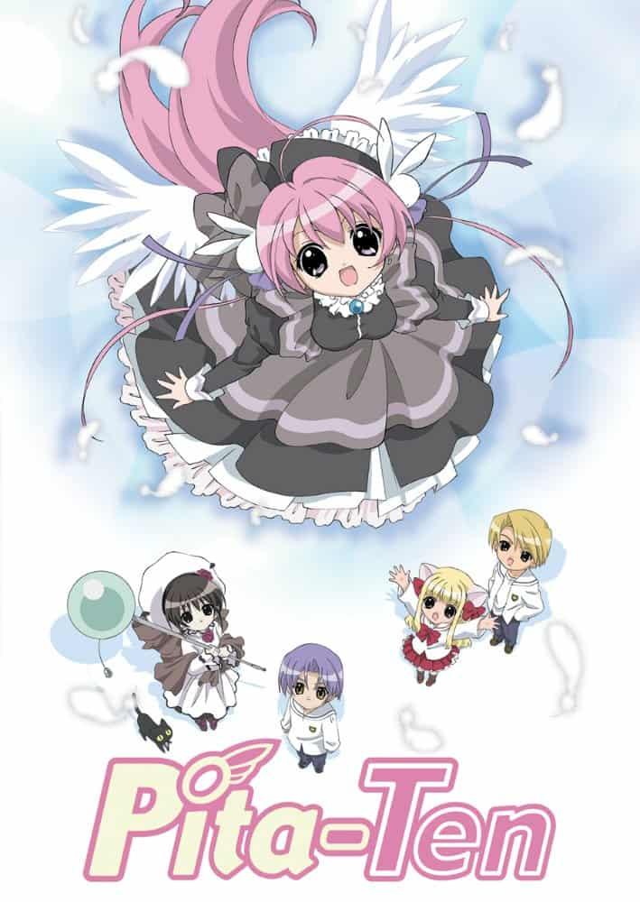 dark angel anime