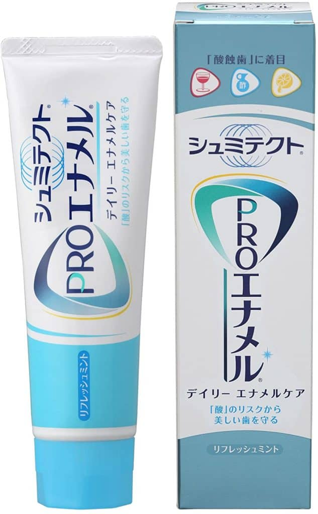 japanese toothpaste with fluoride