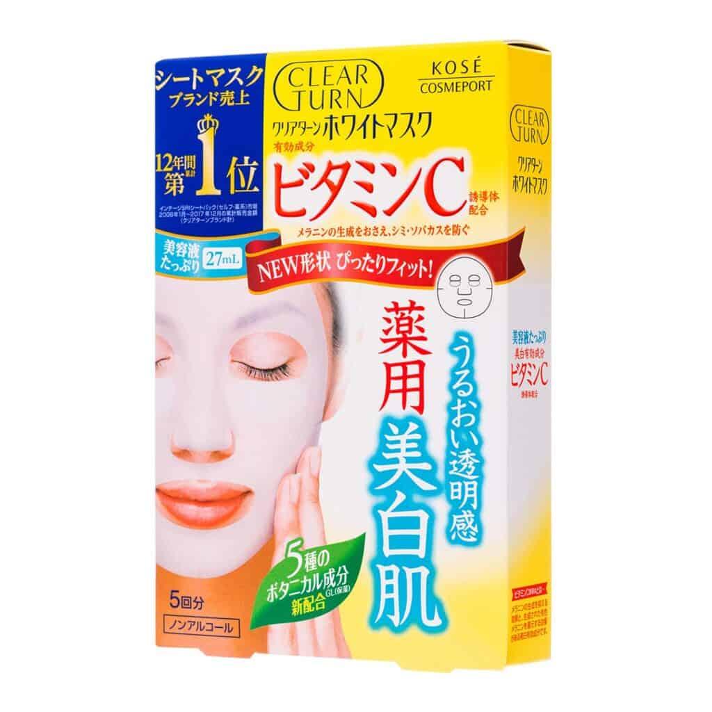 Best Japanese whitening cream for dry skin
