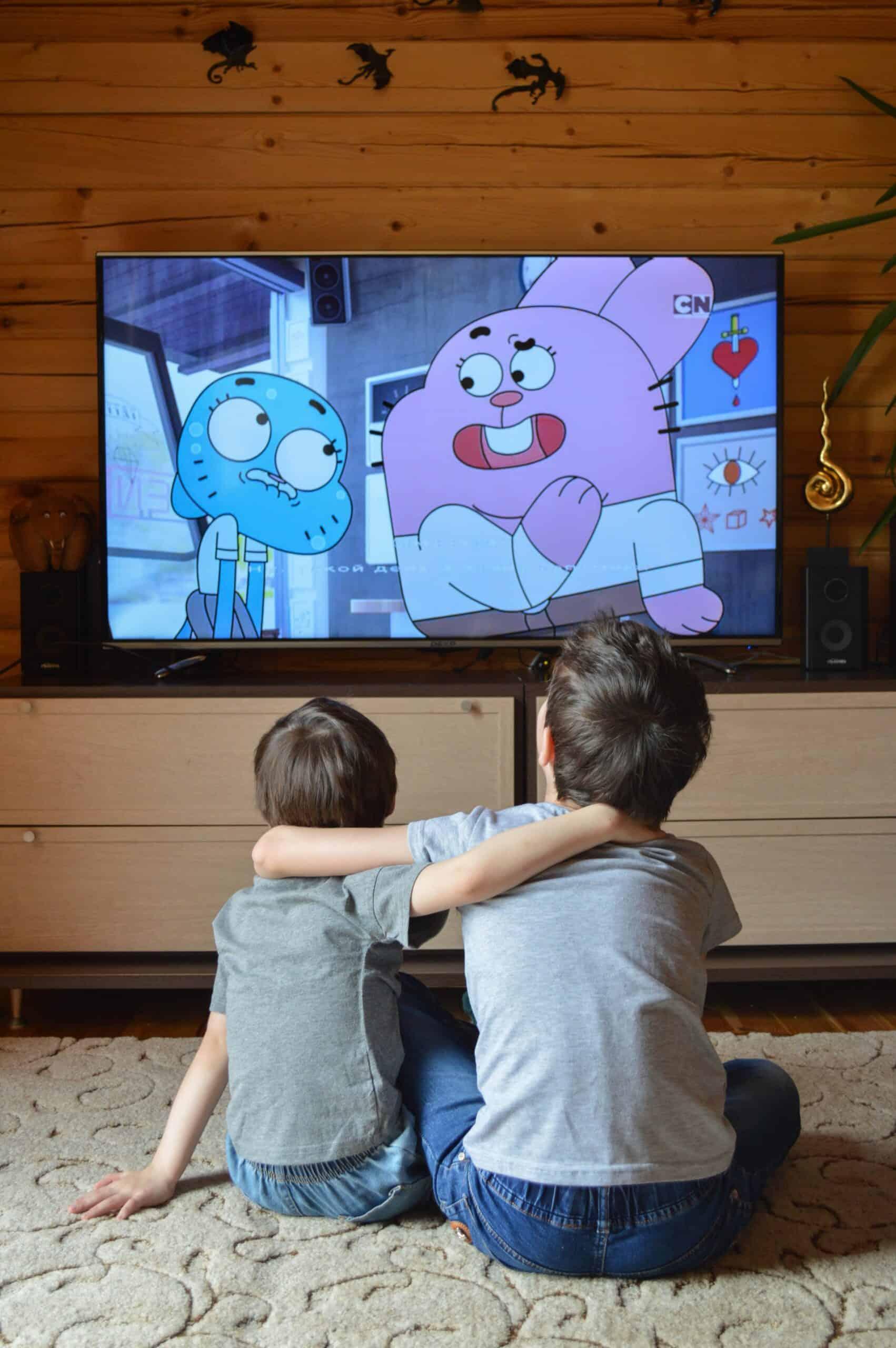 best Japanese cartoons for children