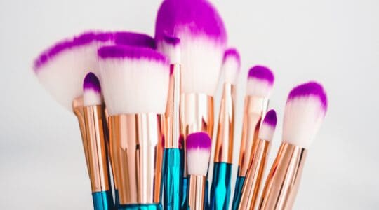 best Japanese makeup brushes