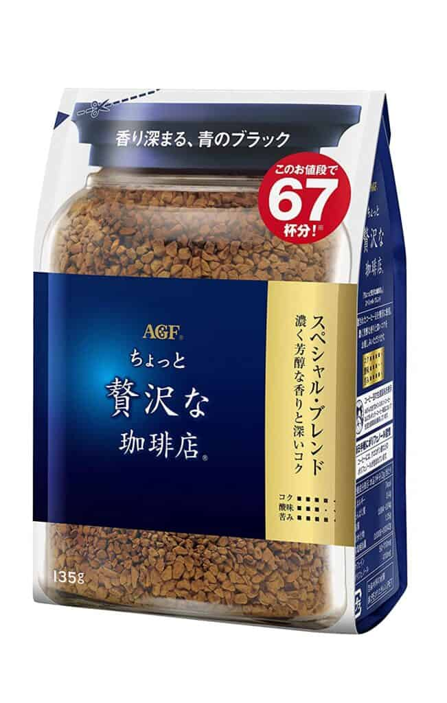 japanese instant coffee ucc