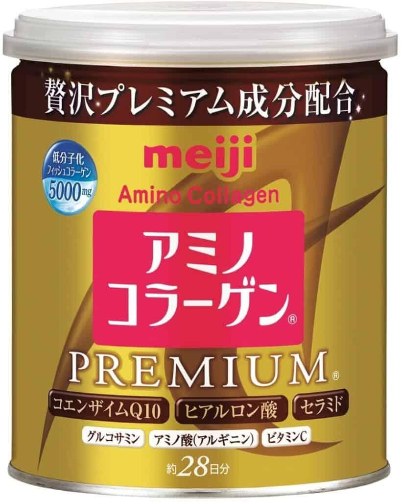 最佳日本膠原蛋白補充劑