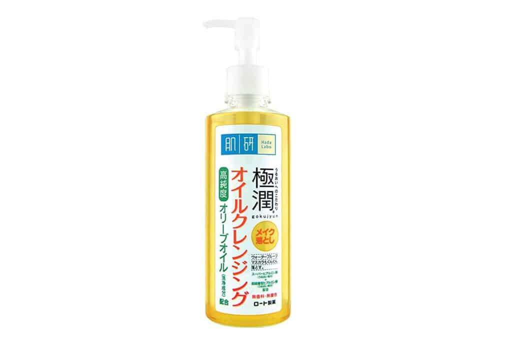 shiseido tiss deep off oil