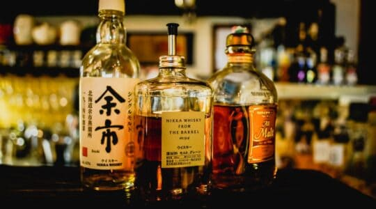 best Japanese whiskey brands