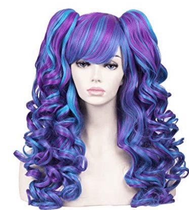 cosplay long wigs