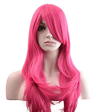 realistic cosplay wigs