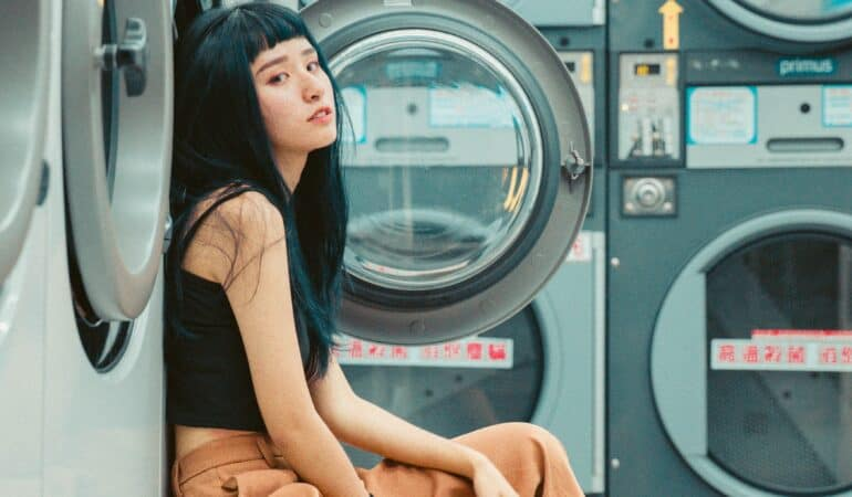 how to use Japanese washing machine