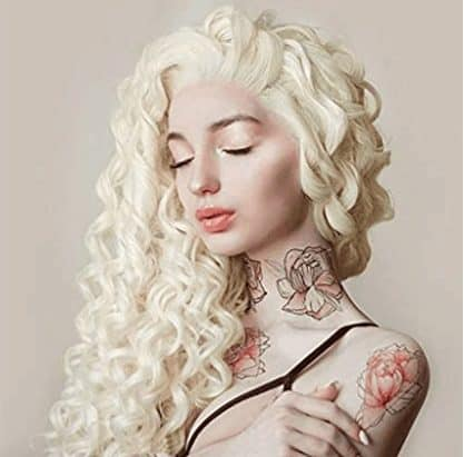 cosplay wigs by color