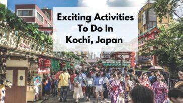 things to do in kochi japan