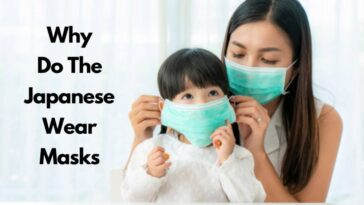 why japanese people wear masks