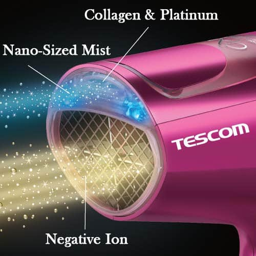 panasonic hair dryer japan 2020