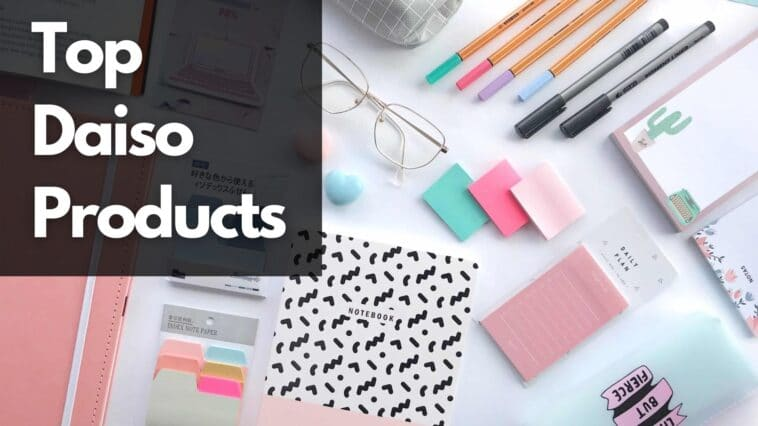 best daiso products