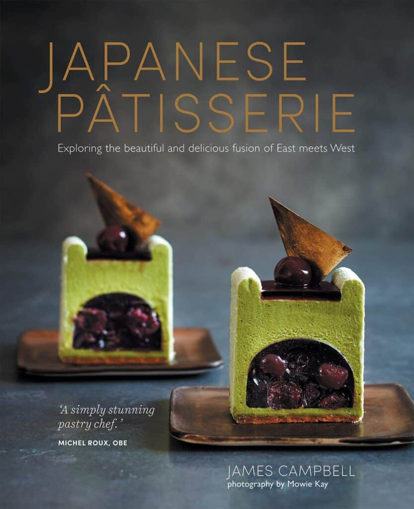 best pastry Japanese cookbook