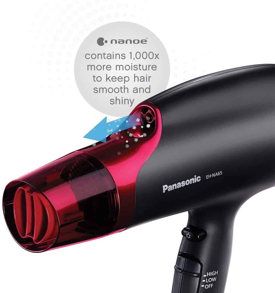 Best japanese hair dryer for men's styling