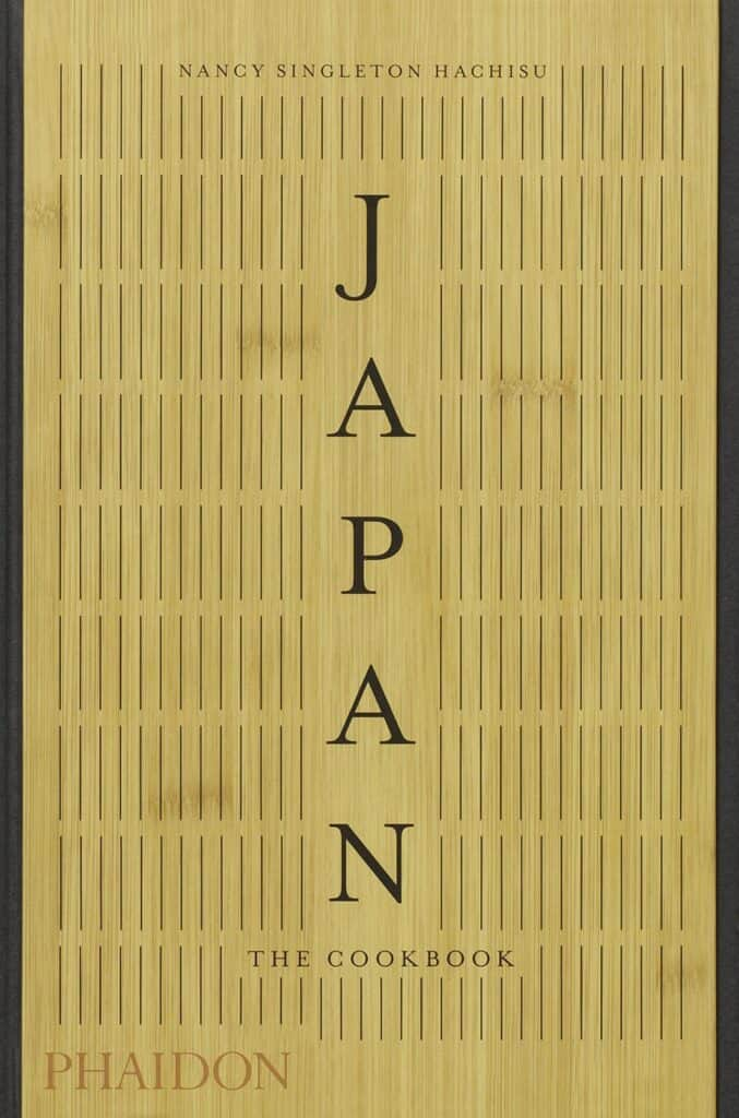 japan the cookbook