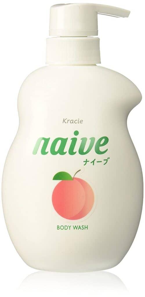 whitening body wash in japan