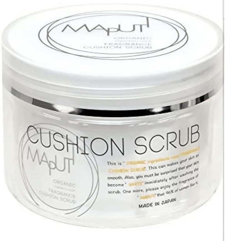 sabon body scrub