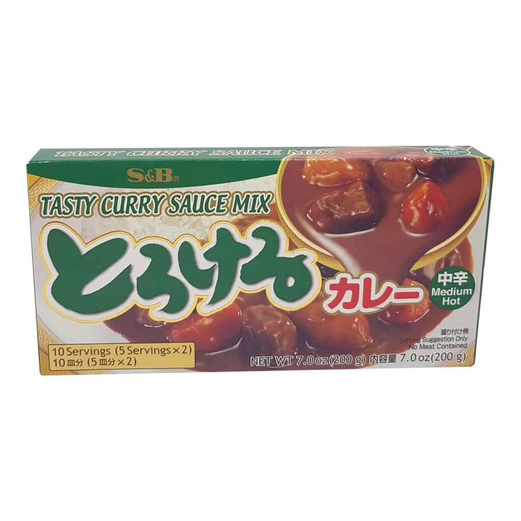 best japanese curry roux