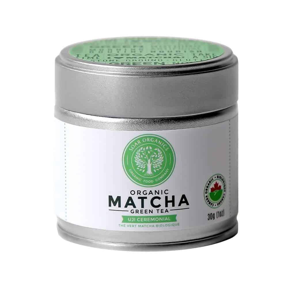 Top Japanese matcha brands