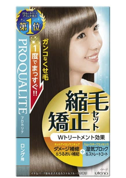 Best Japanese hair straightening products,