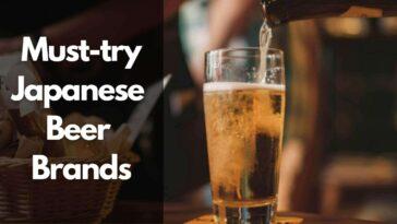 最好的日本啤酒品牌