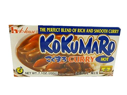s&b curry