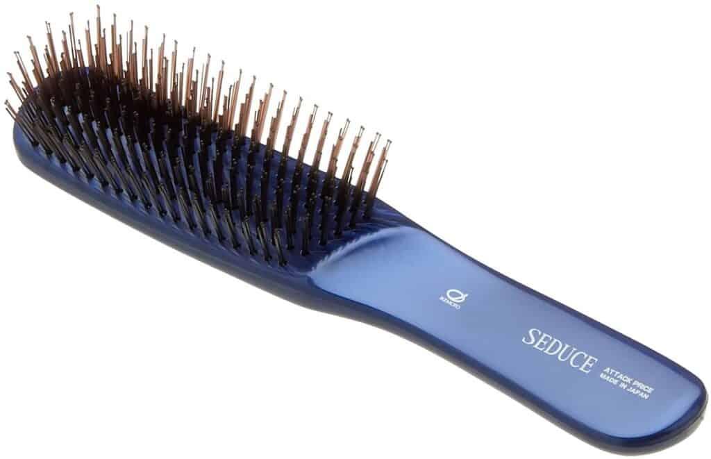 best hair brush to prevent hair loss