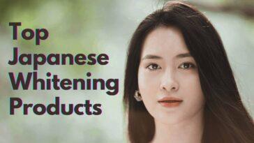 最佳日本美白產品