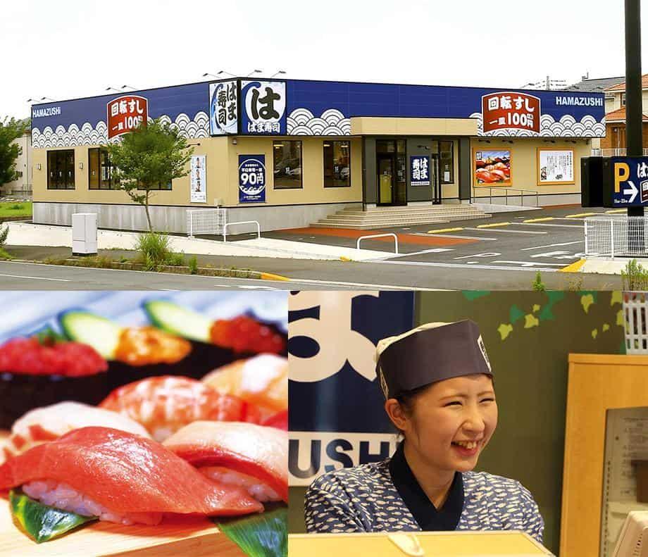 best conveyor belt sushi tokyo