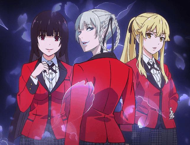 game anime 2021