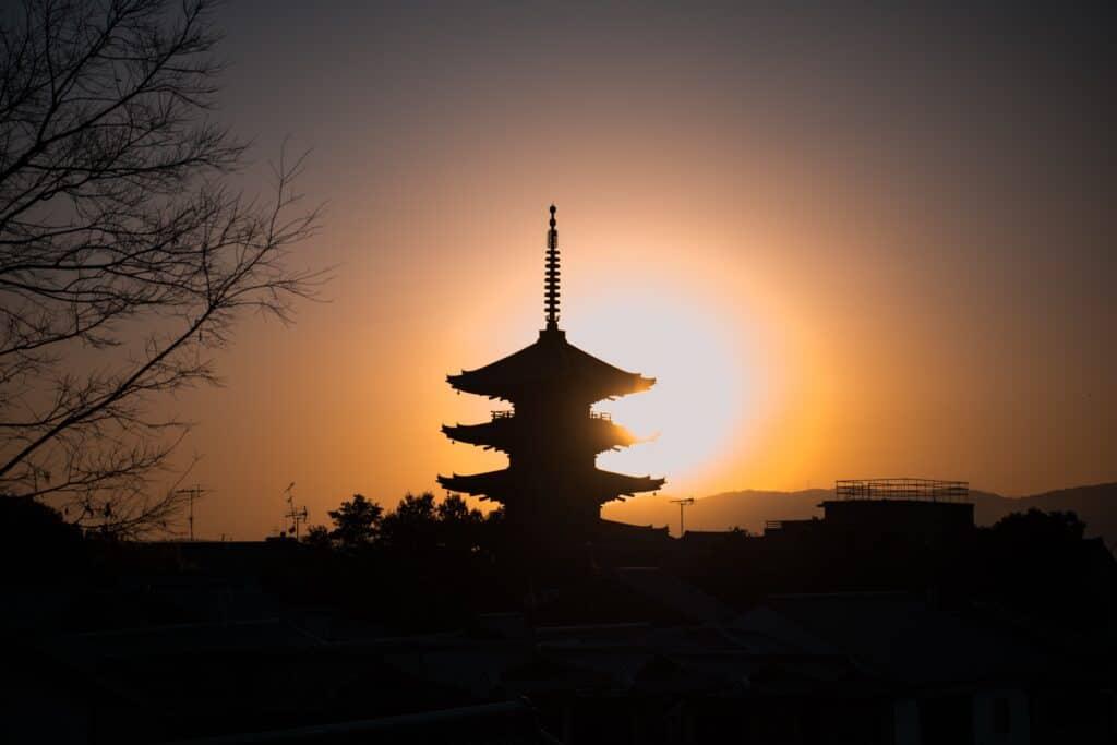 為什麼日本是朝陽之國