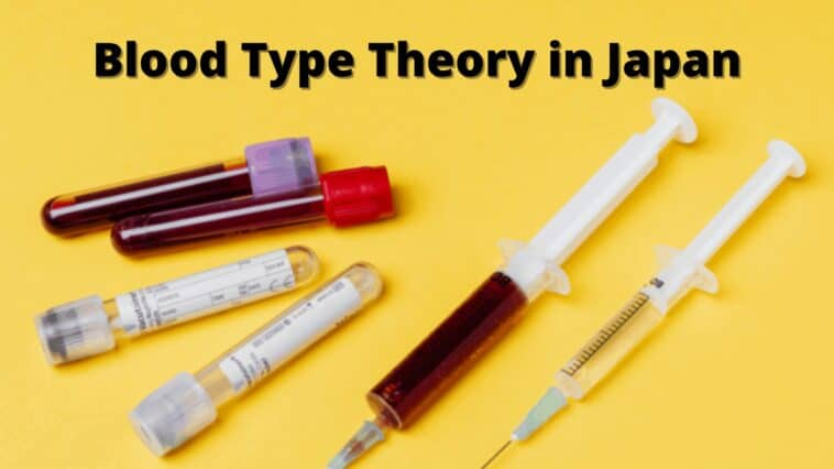 Blood Type Theory in Japan