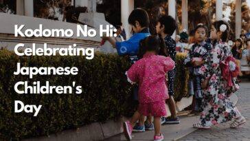 Kodomo No Hi 指南:在日本慶祝兒童節