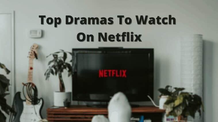 在 Netflix 上觀看的熱門劇集