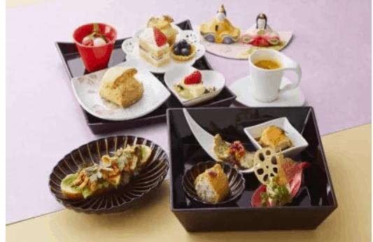 hinamatsuri food