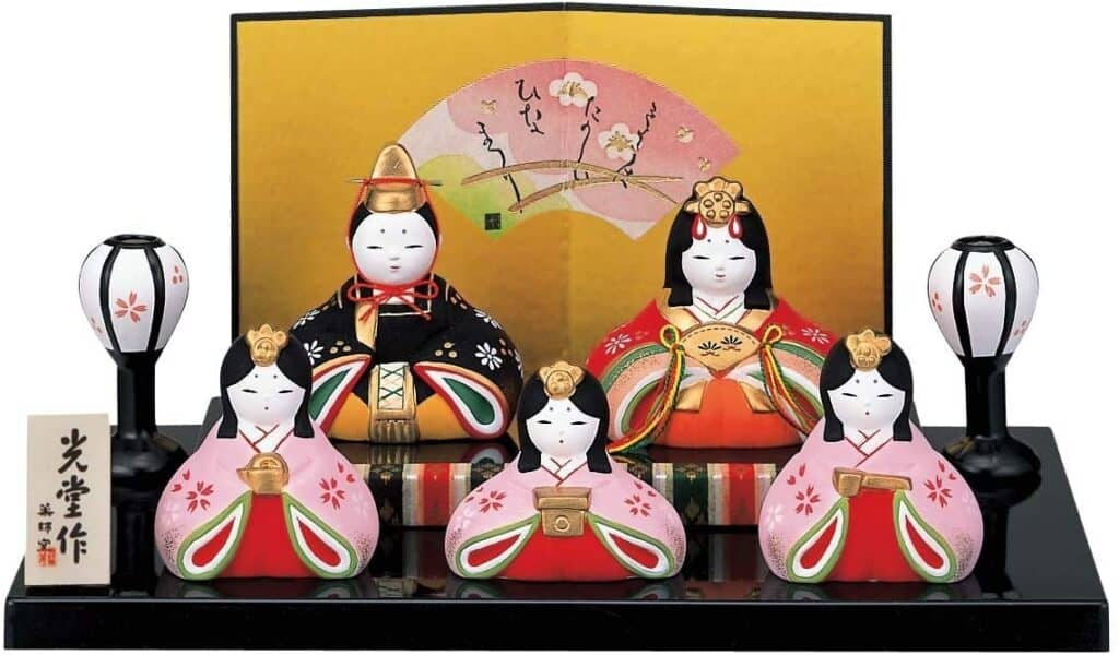 hinamatsuri dolls for sale