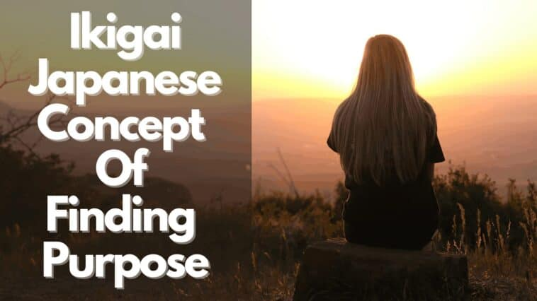 ikigai: Japanese concept of finding purpose in life