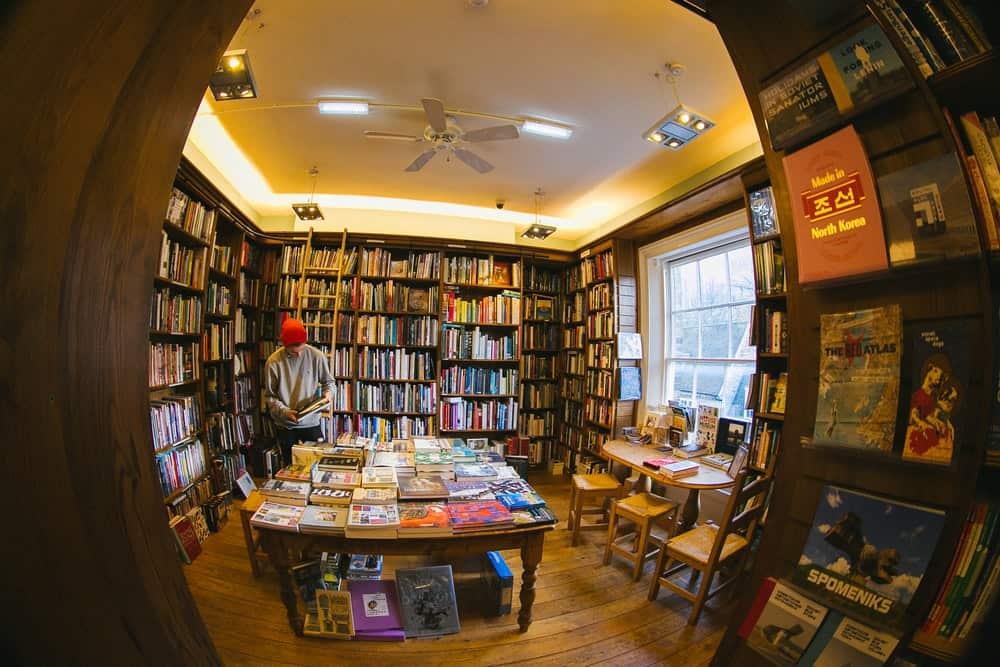 best bookstores in tokyo