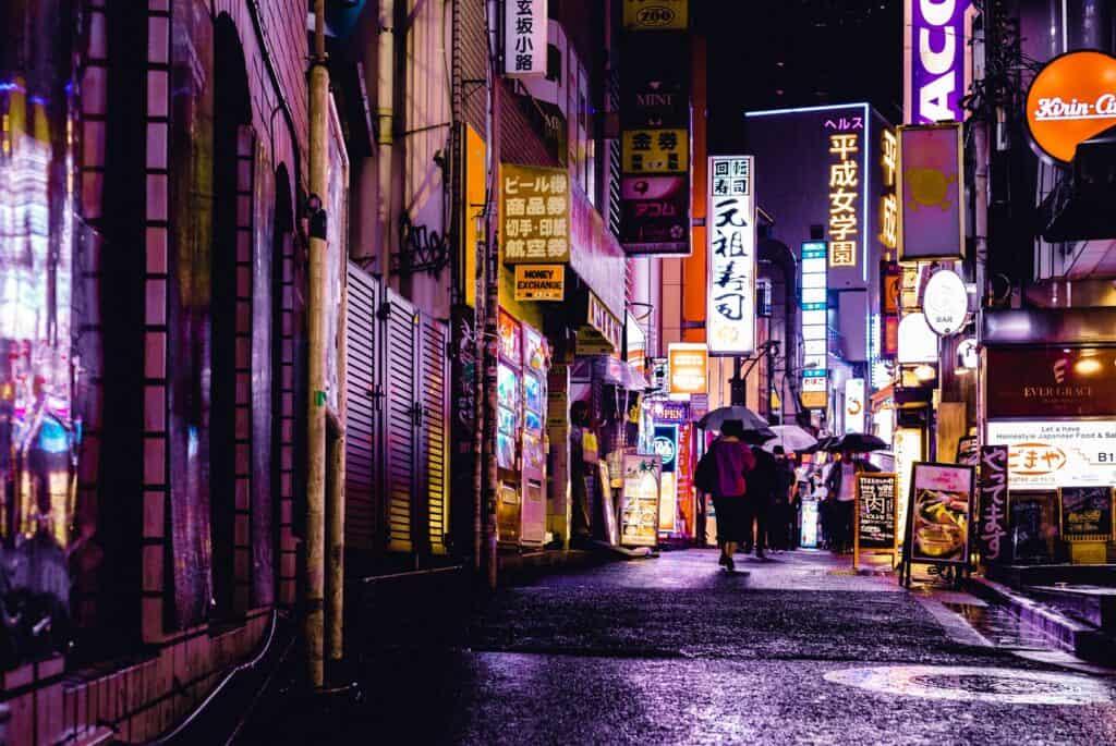 Why Japan population is decreasing